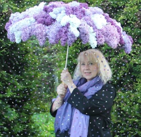 lilac-rain